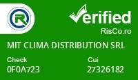 Date firma MIT CLIMA DISTRIBUTION SRL - Risco Verified