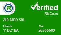 Date firma AIR MED SRL - Risco Verified