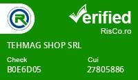 Date firma TEHMAG SHOP SRL - Risco Verified