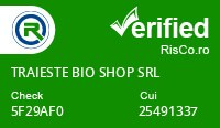 Date firma TRAIESTE BIO SHOP SRL - Risco Verified